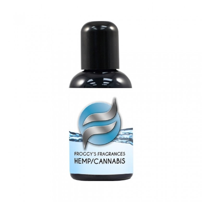 2 oz. CANNABIS HEMP - Fog / Haze Juice Additive - Scents 4 Gallons
