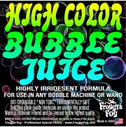 HIGH COLOR Bubble Juice - Strong Long-Lasting Iridescent Brilliant