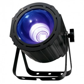 American DJ - UV COB CANNON - High Output UV Canon Effect, 1 x 100 Watt COB UV LED, DMX - front