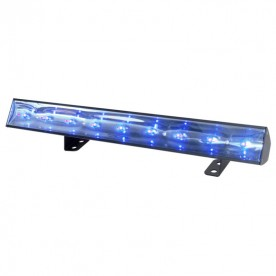 American DJ - ECO UV BAR 50 IR - UV bar with 9 x 3 watt LED, Adjustable Mount - front