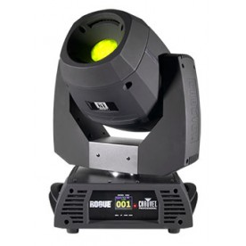Chauvet Rogue 1 Spot, Moving Head LED Fixture, GOBO