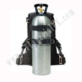 Backpack for 10lb - 20lb CO2 Tank for Single and Double Barrel Cryo Guns - America's Most Trusted Cryo Jet