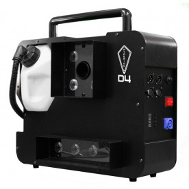 Hyperion D4 ‐ Dual Color ‐ 1500 Watts, 2 Color Smoke ‐ Upshot Fog Machine w/ HEX LEDs