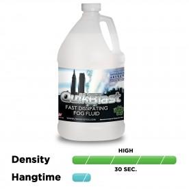 QuikBlast® Fog Juice - CO2 Blast Effect Fog Machine Fluid - Best Fluid for Chauvet® DJ Geyser