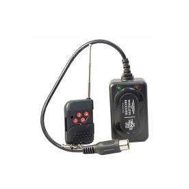 Froggy Fog - Titan Series Wireless Remote Transceiver/ Receiver Set - Compatible with the Titan 1200 and 1500 DMX