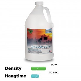 Velocity™ - Fast Dissipating Fog Machine Fluid - Fog Juice