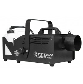 BSTOCK - Froggy's Fog Titan 1800 Pro Fog Machine - Like New