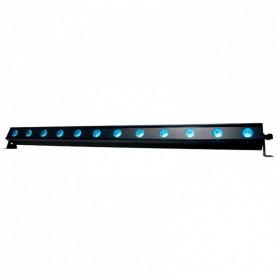 American DJ - ULTRA HEX BAR 12 - 12 x 12 watt HEX LED's, RGBAW plus UV, DMX, Sound active