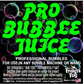 PRO Bubble Juice - Short Distance Applications