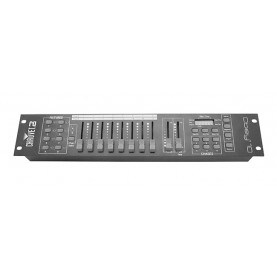 Chauvet DJ - Obey 10 DMX Control Board - Easily control up to 8 intelligent lights with up to 16 channels each