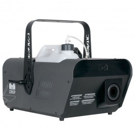Magmatic - Crisp - Professional DMX Snow Machine - Front