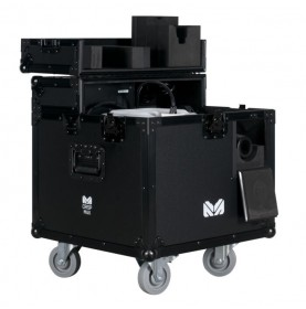 (Backordered) Magmatic Polar Crisp Max Snow Machine - 1,250 Watts, Extendable Nozzle, Travel Case with 20L Tank