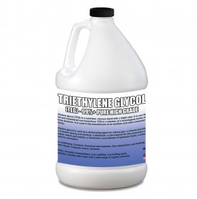 Triethylene Glycol - 99%+ Pure - Highest Possible Purity - in Safety Sealed HDPE Containers with Resealable Cap