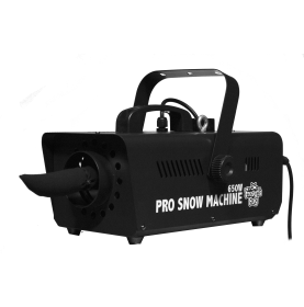 Froggys Fog - Pro Snow Machine - Completely Variable Output - 650 Watt Snow Machine