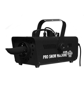B-Stock - Froggys Fog - Pro Snow Machine - Completely Variable Output - 650 Watt - Like New