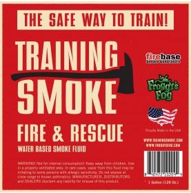 Training Smoke - Fire & Rescue Fog - Long Hang Time, Water Based