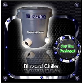 Vortex Fog Chiller- BLIZZARD