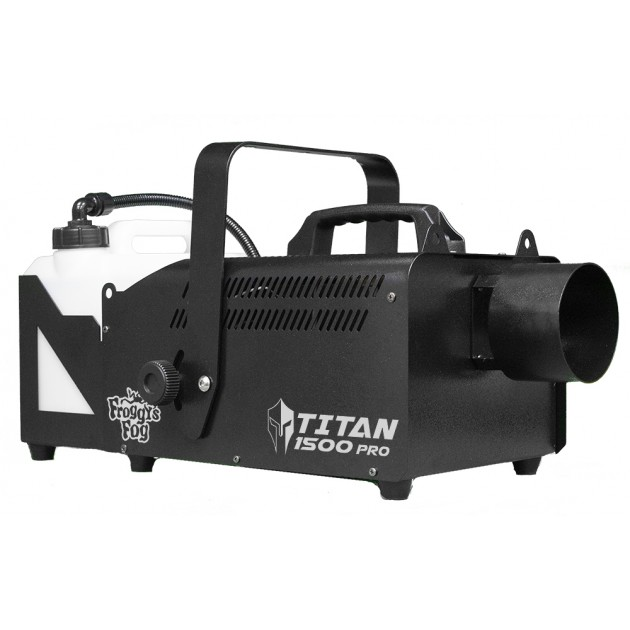 Froggys Fog Titan 1500 Pro Fog Machine