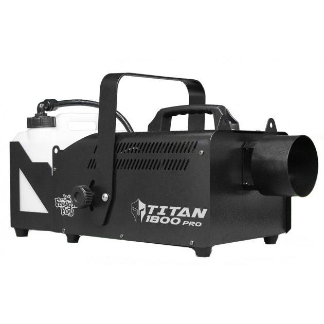 Froggy's Fog Titan 1800 Pro Fog Machine