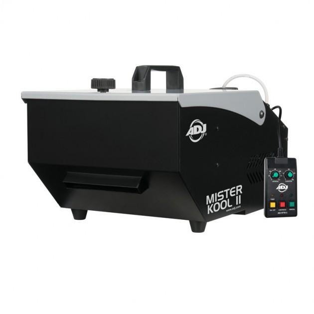American DJ - Mister Kool II Low Fog Machine - 700W Ice Based Cold Ground Fog - Front