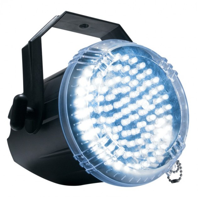 American DJ - STROBE - BIG SHOT LED II - BIG555 - White strobe light with 96 bright LEDs - front