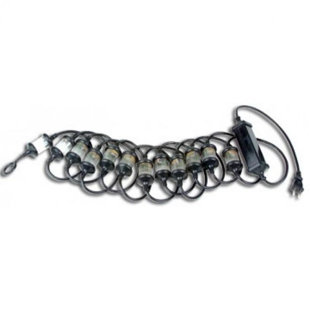 American DJ - Flash Rope - 12 Flash Strobes - 15ft Cord