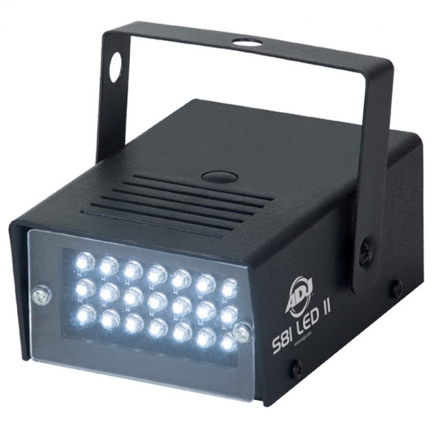American DJ - STROBE - MINI S81 LED - 21 Watt Strobe Light
