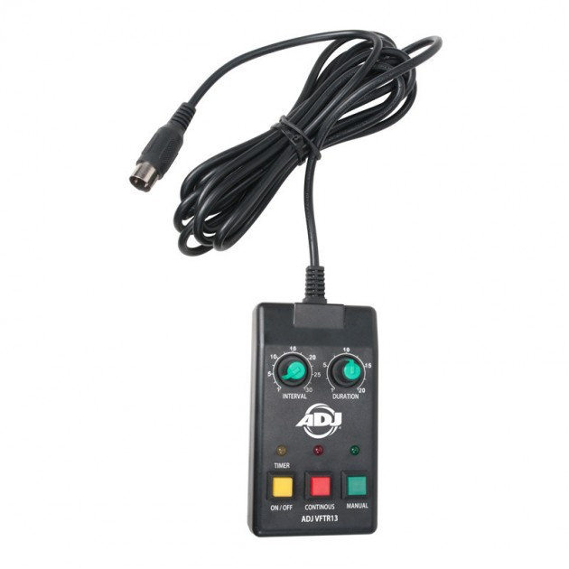 American DJ - VFTR Timer Remote Control for select ADJ VF Series Fog Machines