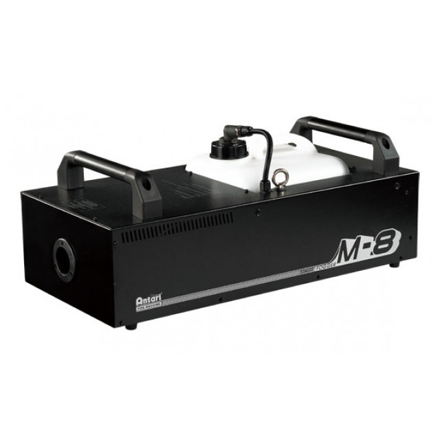 (Backordered - Ships 10/31) Antari M-8 - 1800W High Performance Touring Fogger - DMX & Remote