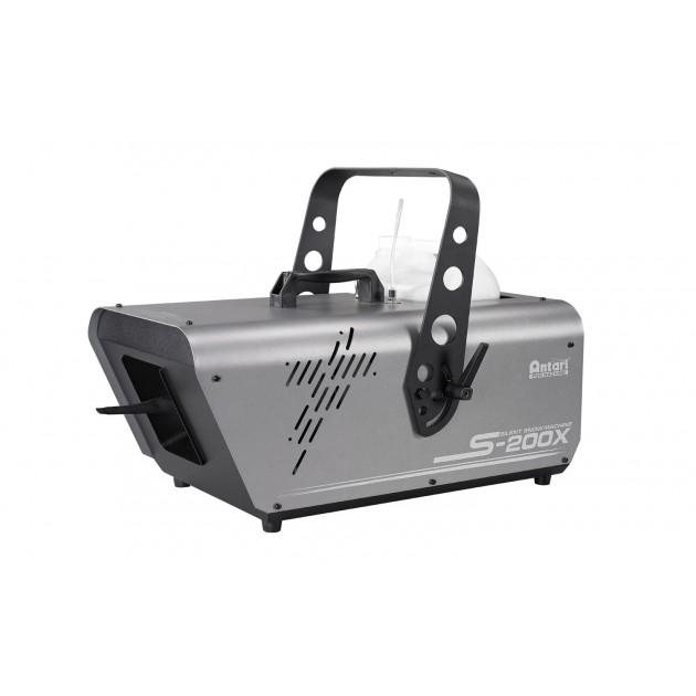 Rental - Antari S-200X - SILENT High Output Snow Machine - Digital & DMX Controls
