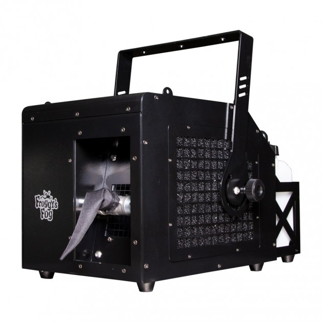 Boreas Cube C6 ‐ High Output ‐ Super Silent Snow Machine