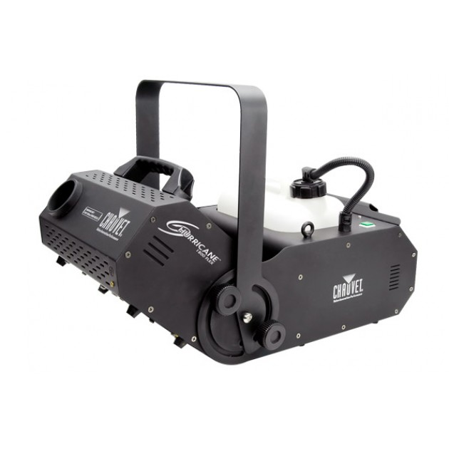 (Backordered) Chauvet® DJ 1800 Flex - Fog Machine - 25,000 CFM, 1364 Watts, 1.3 Gal. Tank, Timer Remote