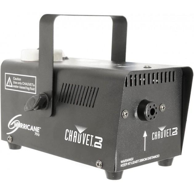 Chauvet® DJ 700 - Fog Machine - 1,500 CFM, 471 Watts, 0.63 Qt. Tank, Manual Remote