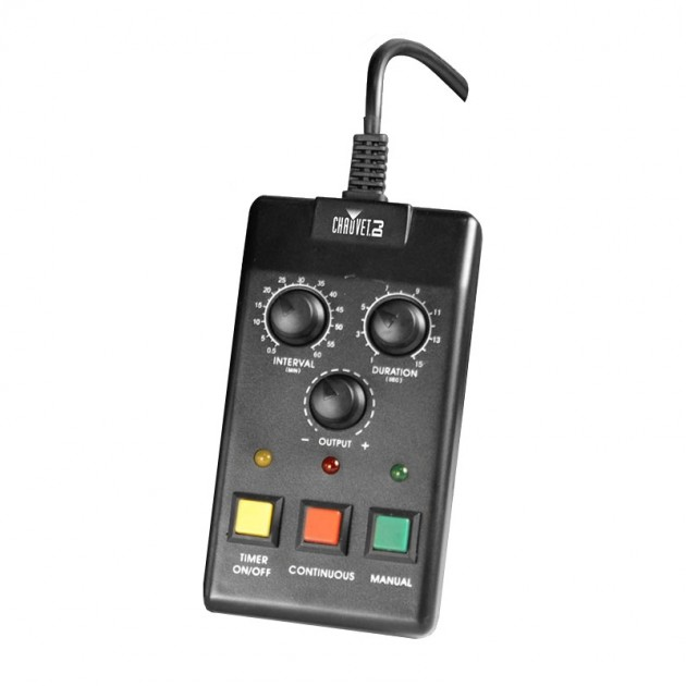 Chauvet® DJ FC-T - Timer Remote for Chauvet® DJ Hurricane Fog Machines