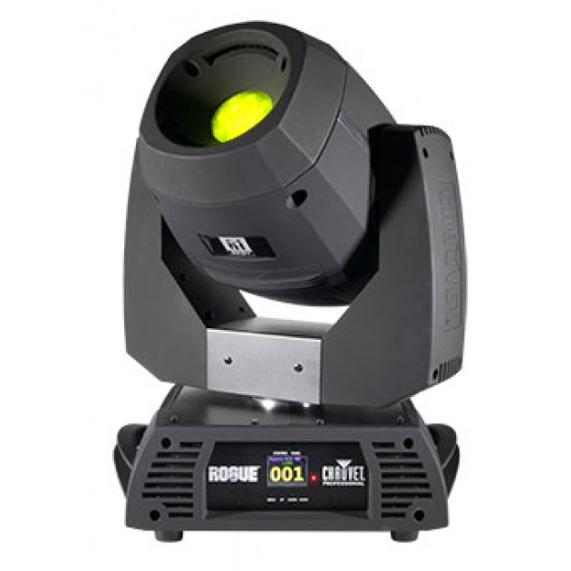 Chauvet Rogue 1 Spot, Moving Head LED Fixture, GOBO