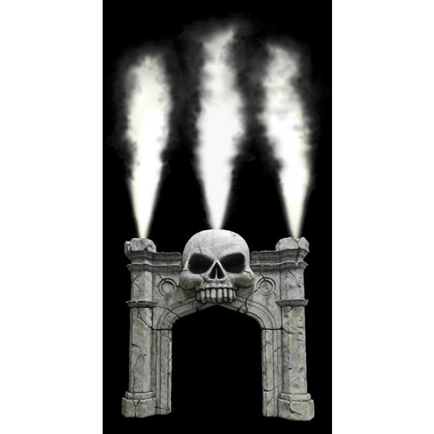 Sho-Blast Fog Blaster Package - Skull
