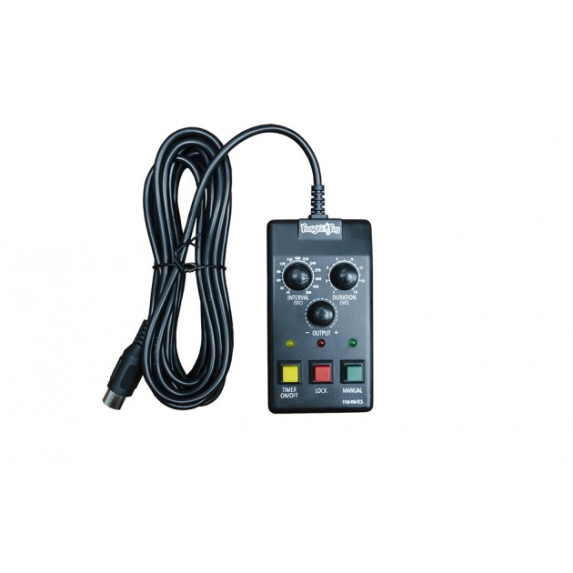 Titan 1200 and 1500 DMX Remote with Timer Control