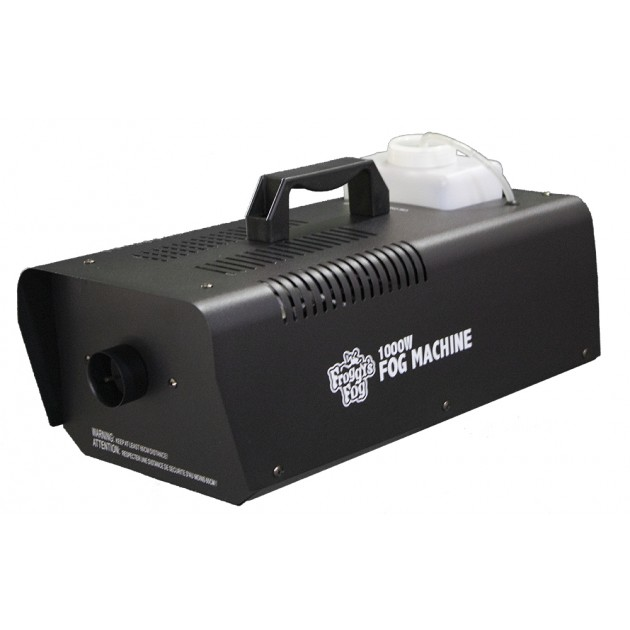 1000 Watt Fog Machine with On/Off Control