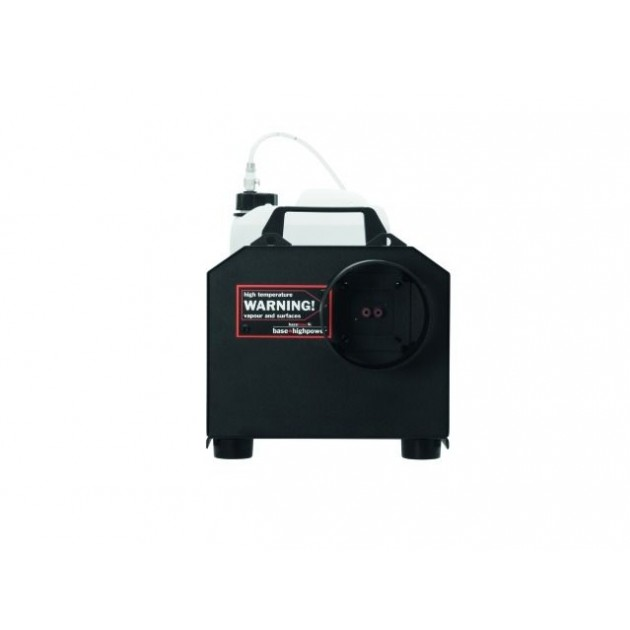 HazeBase Base High Power - 2600 Watt 220V Compact Powerful DMX Fog Machine