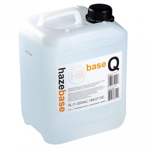 HazeBase - 5L Base Q Fog Fluid - Quick Dissipating Fog Fluid