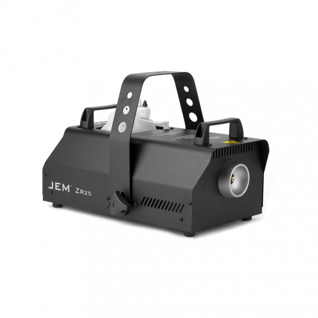 Martin ZR25 - 1100W Fog Machine, DMX, 20,000 CFM - Side