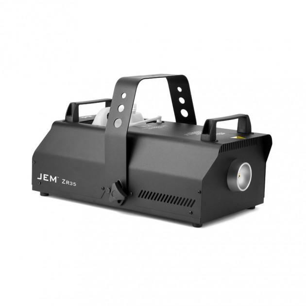 Martin ZR35 - 1500W Fog Machine, DMX, 28,000 CFM - Side