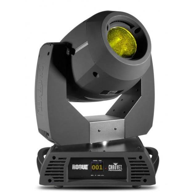Chauvet Professional Rogue 2 Spot, Moving Head LED Fixture, GOBO