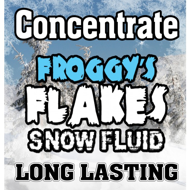 LONG LASTING Snow Juice Concentrate