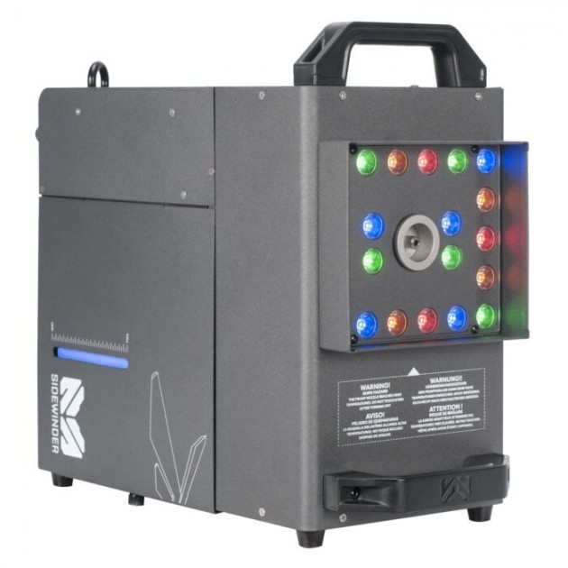Magmatic - Sidewinder High Velocity Vertical Fog Machine