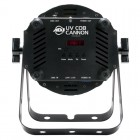 American DJ - UV COB CANNON - High Output UV Canon Effect, 1 x 100 Watt COB UV LED, DMX - back
