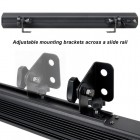 American DJ - ECO UV BAR 50 IR - UV bar with 9 x 3 watt LED, Adjustable Mount - back