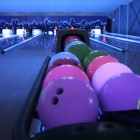 American DJ - ECO UV BAR PLUS IR - ECO499 - Pro Version,1 Meter UV Bar - bowling