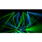 Chauvet DJ - Intimidator Hybrid 140SR - Combination Moving Head - Green Blue