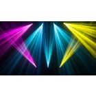 Chauvet DJ - Intimidator Hybrid 140SR - Combination Moving Head - Neon